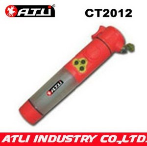 Practical and good quality automotive emergency safety hammer CT2012,emergency glass hammer