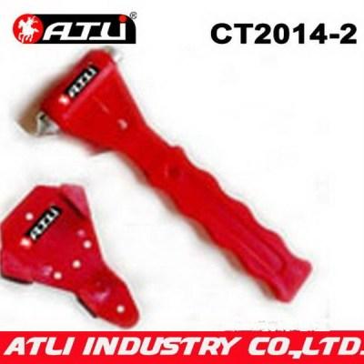 Practical and good quality emergency break glass hammer CT2014-2,bus emergency hammer