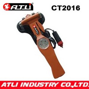 Practical and good quality emergency safety hammer warning light CT2016,bus emergency hammer