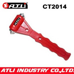 Practical and good quality led torch emergency hammer CT2014,bus emergency hammer