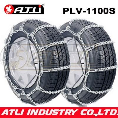 V-Bar PLV-1100 Type Snow chains for truck tyre/passenger car, anti-skid chain,tire chain