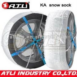 New design, good sale KA autosock, tire cover,auto snow sock