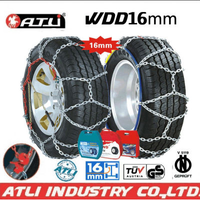 Quick mounting 4X4 /SUV chain Diamond Type snow chain anti-skid