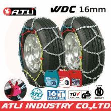 high quality Quick mounting 4X4 /SUV chain Diamond Type snow chain anti-skid