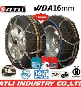 low price Quick mounting 4X4 /SUV chain Diamond Type snow chain anti-skid tire chain