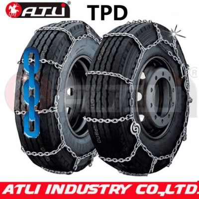 High quality low price TPD Truck chain,snow chain,tire chain