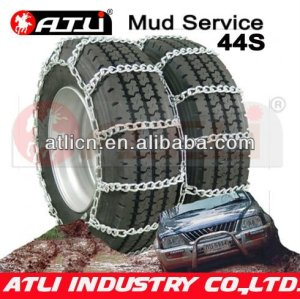 44'S Cable chain Twist Link dual Mud service snow chains,anti-skid chains, tire chains