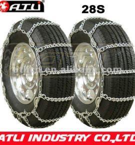 28'S Cable chainTwist Link Dual V-Bar,anti skid chain, tire chain