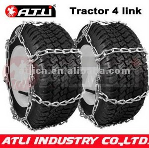low price titanium alloy truck snow chain Snow Blower/Garden Tractor Tire chain L4,snow chain.tire chain