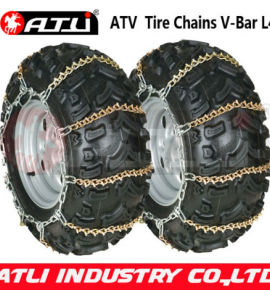 new top seller tuv gs certificate snow chainATV Tire Chain-LV4 anti-skid chain,tire chain