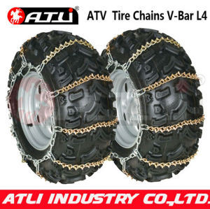 new top seller tuv gs certificate snow chain	ATV Tire Chain-LV4 anti-skid chain,tire chain