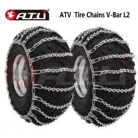 best-selling superior traction snow chains ATV tire chain -LV2,snow chain,tire chain