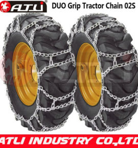 new design useful suv snow chain DUO GRIP Tractor chains 02S,snow chain,tire chain