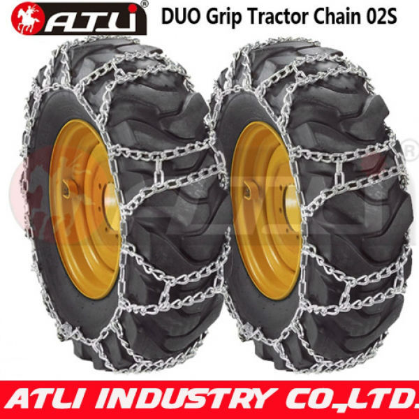 2013 new useful suv snow chain DUO GRIP Tractor chains 02S