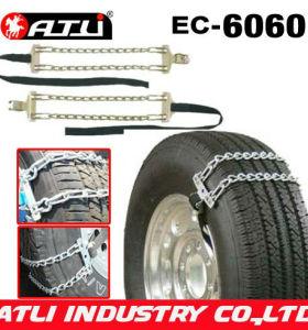 new design best-selling emergency chain EC-6060,anti -skid chain,tire chain
