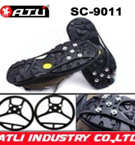 good quality low price SC-9011 shoe chain rubber shoes chains