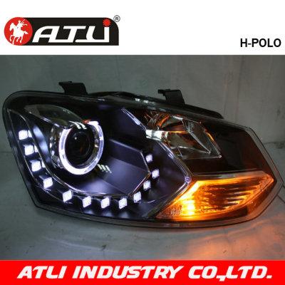 Modified auto LED head lamp for POLO