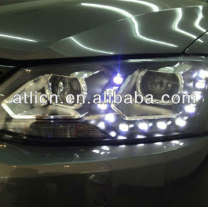 Replacement LED head lamp for Volkswagen jetta sagitar 2012