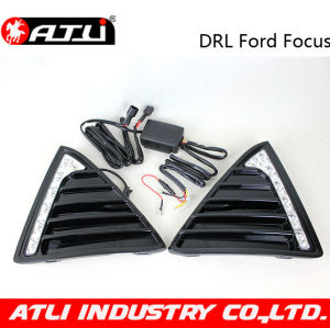 safety and pretty LED DRL FOR Ford Focus daytime running light