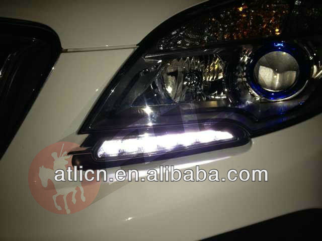 safety and pretty LED DRLS Opel Mokka