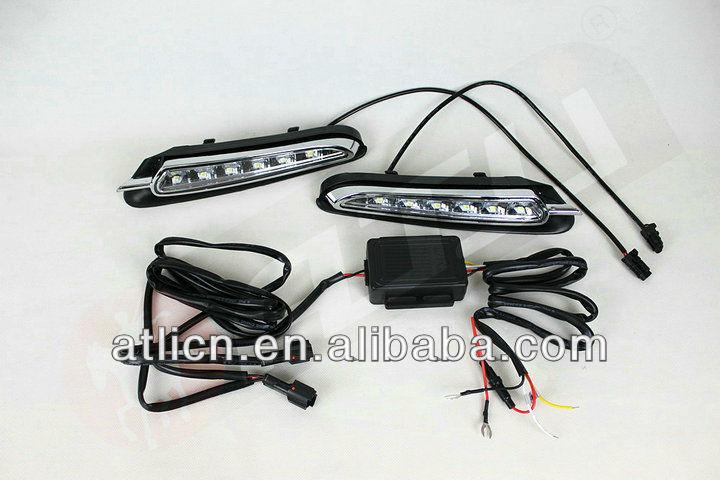 safety and pretty LED DRLS Opel Mokka