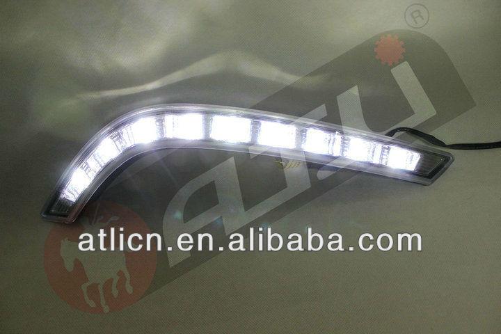 safety and pretty LED DRLS Hyundai Sonata