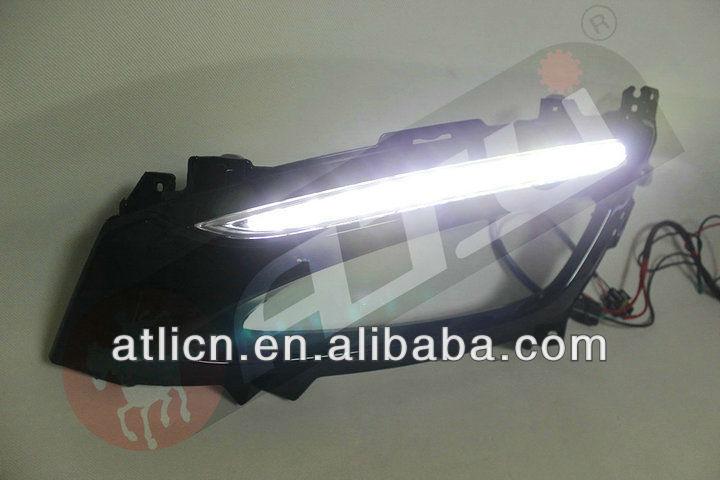 safety and pretty LED DRLS KIA K5