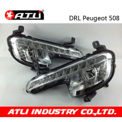 safety and pretty LED DRLS Peugeot 508