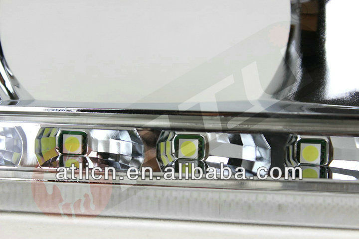 safety and pretty LED DRLS Toyota Camry