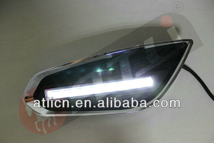 safety and pretty LED DRLS VOLVO S60