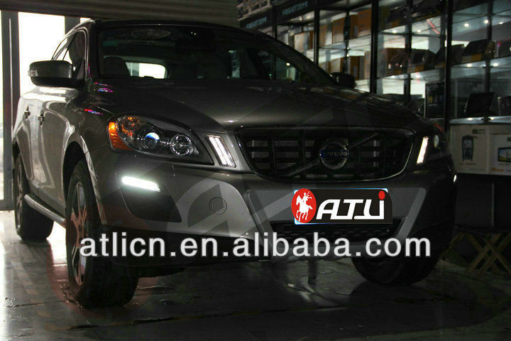 safety and pretty LED DRLS VOLVO XC60