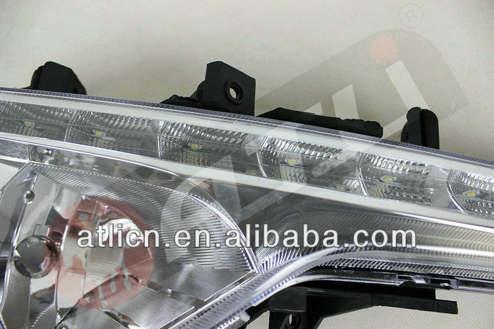 safety and pretty LED KIA Sporage DRLS Volkswagen Toureg
