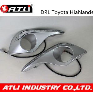 safety and pretty LED Toyota Highlander DRLS Volkswagen Toureg