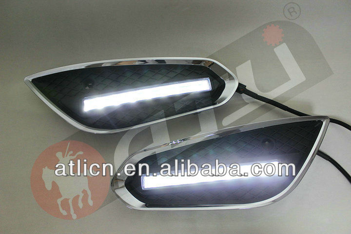 safety and pretty LED VOLVO S60 DRLS Volkswagen Toureg