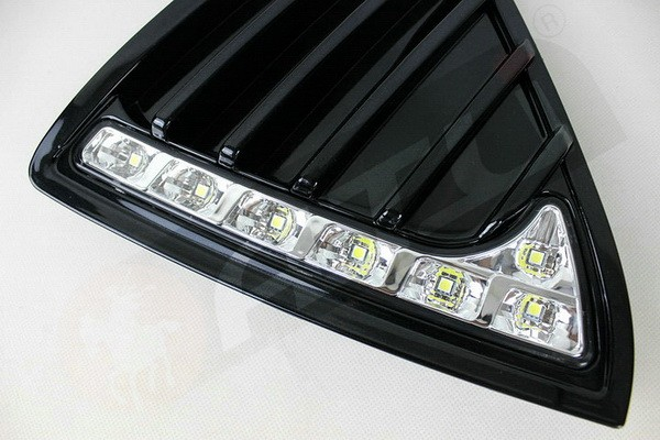 Universal best auto lighting for ford focus led drl
