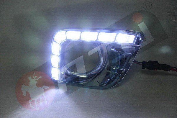 Latest popular high quality led daytime running light