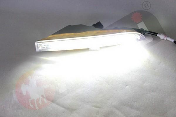 Practical new model cc led daytime running light