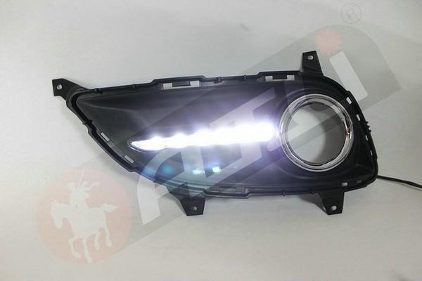 2013 high power LED DRLS FOR Hyundai Elantra01