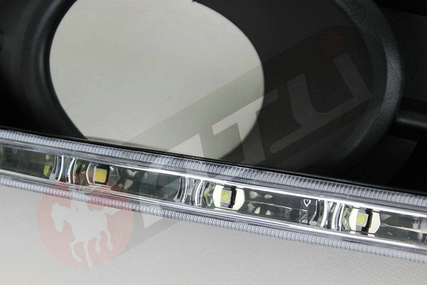 Hot sale powerful universal led daytime running light