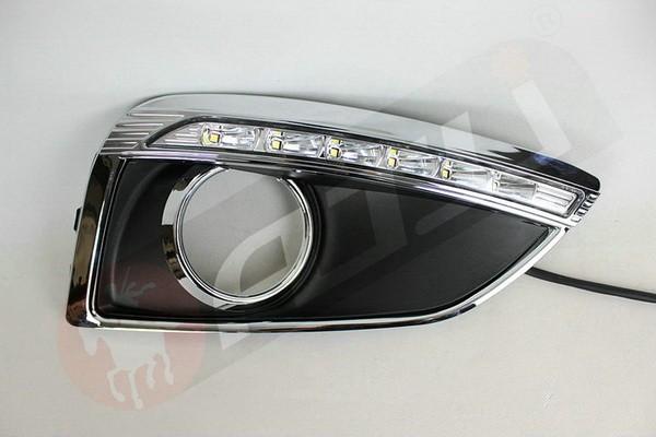 2013 new new model for hyundai drl led