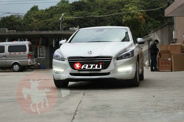 High quality newest led drl for peugeot 308