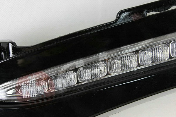 Multifunctional fashion daytime running light led