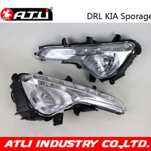 Latest useful led drl for kia Sporage with lens
