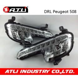 Top seller high performance daytime running lights for peugeot 508
