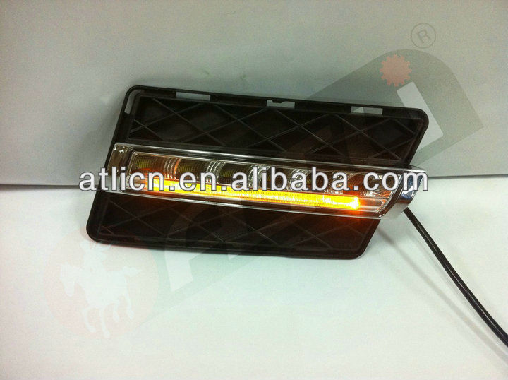 More efficient, energy saving LED car light DRLS China