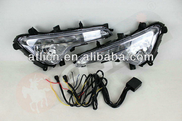 KIA Sporage, energy saving LED car light DRLS China