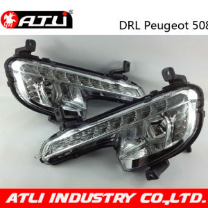 High quality stylish daytime running lamp for Peugeot 508