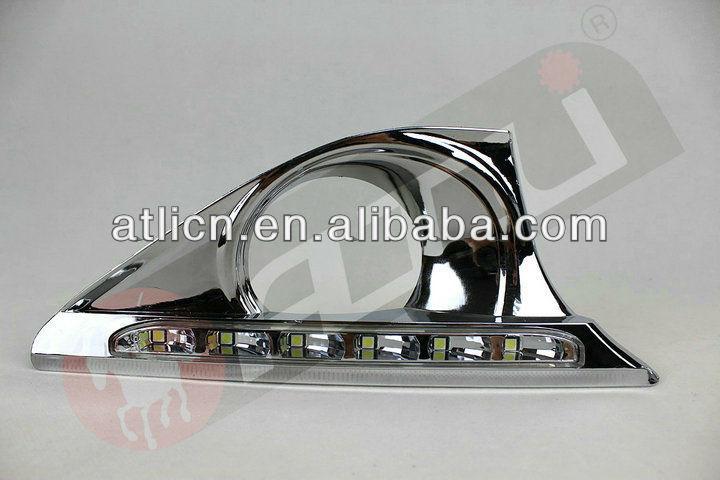 Peugeot 508, energy saving LED car light DRLS China