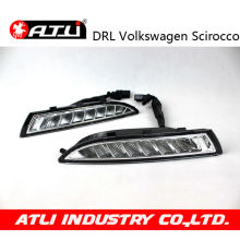 High quality stylish car led daytime running lamp for Volkswagen Scirocco