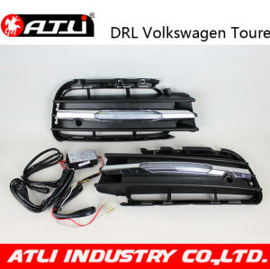 High quality stylish car led daytime running lamp for Volkswagen Toureg